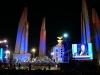 Herr Suthep poltert jeden Abend vor einer kleinen Schar bezahlter Demonstranten