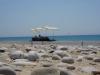 Der erste Besuch! Wir treffen Thomas, Florian und Beni in Dhërmi Beach...