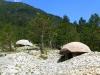 Geschätzte 750'000 solcher Pilzbunker gibt es in Albanien!