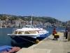 Velo ins Tragflügelboot? Kein Problem in Albanien!