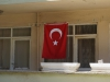 Waschanweisungen für Ihre Türkeifahne: max. 40° im Schongang, nicht schleudern