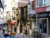Wikipedia über Tekirdağ: 'In der Innenstadt sind noch einige traditionelle Holzhäuser zu besichtigen.' Hier ist eins