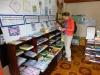 Im Hauptquartier von Big Brother Mouse in Luang Prabang gibts (natürlich) ganz viele Bücher...
