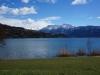 Schönes Picknick am Caldonazzosee