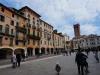 Bassano del Grappa, hier steppt der Bär