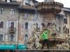 Trento im Dauerregen