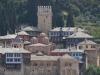 Ein Kuriosum: Der heilige Berg Athos ist eine orthodoxe Mönchsrepublik mit autonomem Status unter griechischer Souveränität