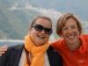 Auf der Athoshalbinsel gilt: Men only! Die Frauen fahren in sicherem Abstand von 500 Metern aussen rum...