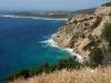 Die Insel Thassos hat viele wilde Ecken