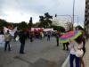 Kein Griechenlandaufenthalt ohne Demo!