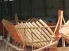 Schiffsbaukunst - ob die auch einen Weidling hinkriegen würden?