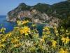 Korfu - Sonne, Strand und tiefblaues Meer