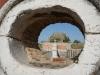 Blick auf die alte Festung von Korfu Stadt