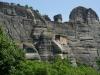 24 Klöster sitzen hübsch verteilt auf den Felsnadeln von Meteora...