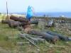 Wohin bloss mit all den alten Kanonen