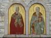 Eine unserer Leserinnen mag güldene Heiligenbilder. Volià!