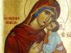 Heiligenbilder-Replikas gibts auf Massivholz zu kaufen. Nicht ganz optimal für uns