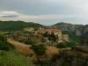 Kloster Agios Stéphanos im Abendlicht