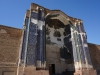 Die blaue Moschee von Tabriz - aufwändig rekonstruiert