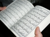 Erste Schritte im Koran - leider in die falsche Richtung geblättert
