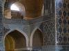Wir können es bestätigen: Die blaue Moschee ist innen...
