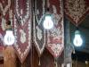 Obwohl man uns liebend gerne einen Teppich verkauft hätte, erfreuen wir uns mehr an den tollen Sparlampen