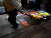 Farbspiel im Basar: Kaleidoskop des Lebens