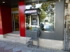 Irgendwann bemerkte Filialleiter Farhad, dass die Umsätze an seinem Bankomaten sehr überschaubar sind. Der Bau einer Treppe bewirkte Wunder!