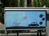 Ilusion und Wirklichkeit: Wir haben in Teheran kaum je einen Velofahrer angetroffen