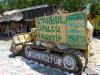 Die Baumaschinen rund um den Taksim-Platz haben einen schweren Stand