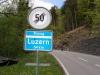 Zwischen uns und Luzern steht jetzt nur noch der Brünig...