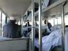 Velofahren verboten: Per Zwangsbus von der Grenze nach Kashgar