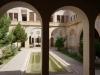 Die alten persischen Herrenhäuser sind die Hauptattraktion hier...