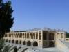 Auch am Tag sind die berühmten Brücken Esfahans schön anzusehen