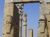 Der 'Palast der 100 Säulen' beeindruckte einst mit seiner kolossalen 70x70m grossen Thronhalle