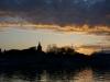 Nur knapp vor Sonnenuntergang sind wir in Zadar
