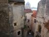 Unsere Pansion Šibenik ist mitten in der lauschigen Altstadt