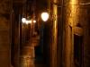 Nachts in Šibenik