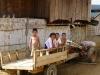 Das Leben in Laos spielt sich draussen ab