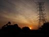 Wegen der erbarmungslosen Hitze sind wir ab sofort wieder pünktlich zum Sonnenaufgang auf den Rädern