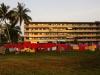 Für einen gelungenen optischen Eindruck regte Malaysias Heimatschutz unlängst ein Gesetz zur Farbsortierung beim Wäschetrocknen an