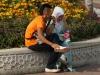Punk mit Schleiereule: In Malaysia ist alles möglich