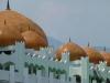 Auch wenn es in Ipoh zumindest für richtige Kuppeln gereicht hat: Die Moscheen in Iran geben klar mehr her