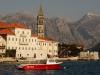 Grossartiges Panorama an der Bucht von Kotor