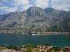 Herrlicher Blick über die Bucht von Kotor
