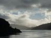 Die Überquerung der 'Cook Strait', der Meeresstrasse zwischen Süd- und Nordinsel, dauert 3 Stunden...