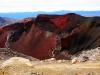 Der höchste Punkt unseres Treks ist erreicht: Der 1886 Meter hohe und immer noch aktive Red Crater