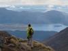 Grandioser Ausblick über die Nordinsel