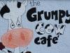 Uns fällt auf: In Neuseeland heisst vieles 'grumpy' (mürrisch). Wieso wohl?