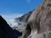 Franz-Josef-Gletscher: Hübsch, aber nicht grandios